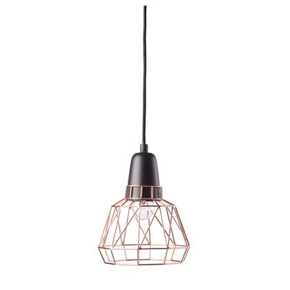 Creton maison elton loft lampe 440 ONE. Hanging two side by side in my Living room!