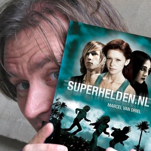 superhelden.nl van Marcel van Driel