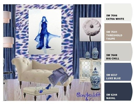 Bedroom E Design Interior Decorator Personalized Mood Board