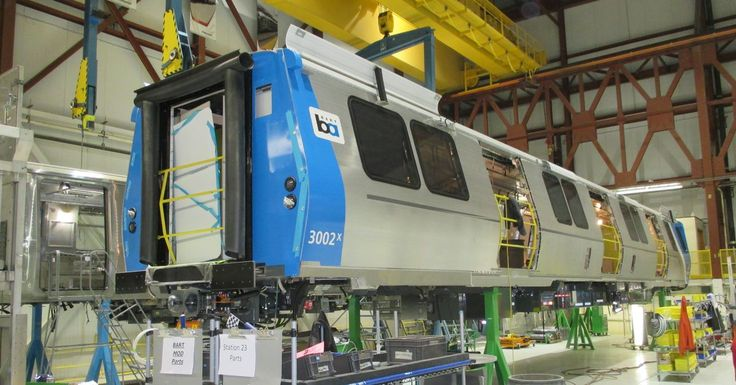 New BART trains fail safety inspection, delayed again