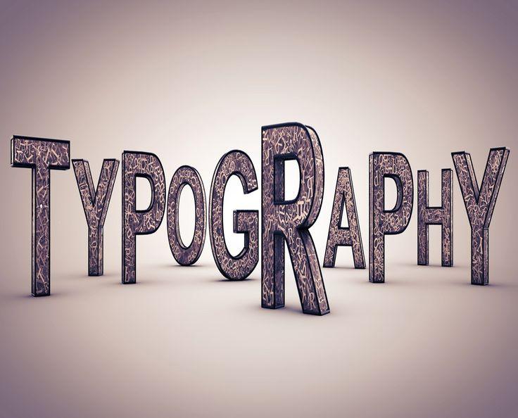 Pengertian, Prinsip Dan Klasifikasi Tipografi Font Untuk Belajar Dasar Design
