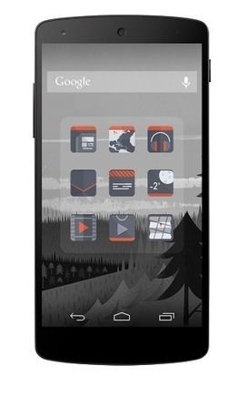 Android Giveaway of the Day - Flattering Icons | Freakinthecage Webdesign Stuttgart - Der Blog