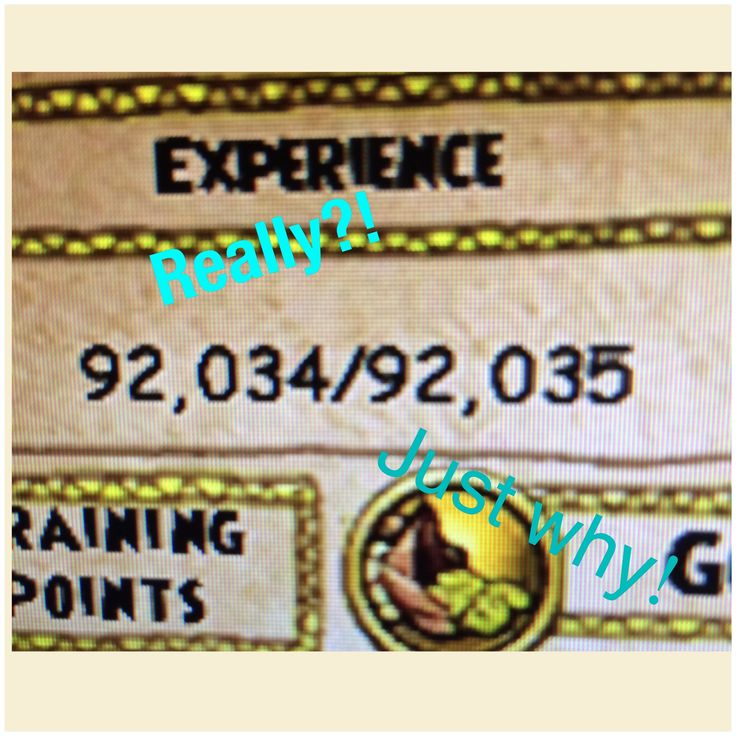 Can I get a round of Applause for my LIFE FAIL, Yes this is a real pic of my Xp in wizard101, sadly