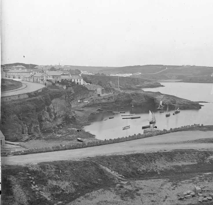 Dunmore East, Waterford 1860-1883