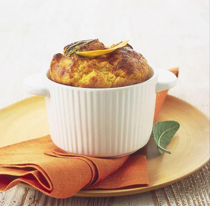 Tutto a base di zucca, quiche, muffin, torte salate... perfette per una cena con gli amici