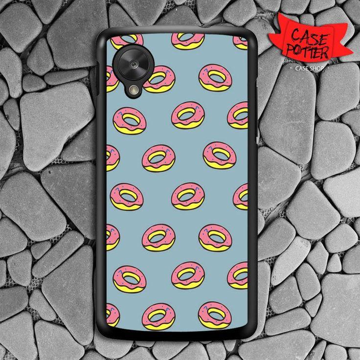 Ofwgkta Of Odd Future Doughnut Nexus 5 Black Case