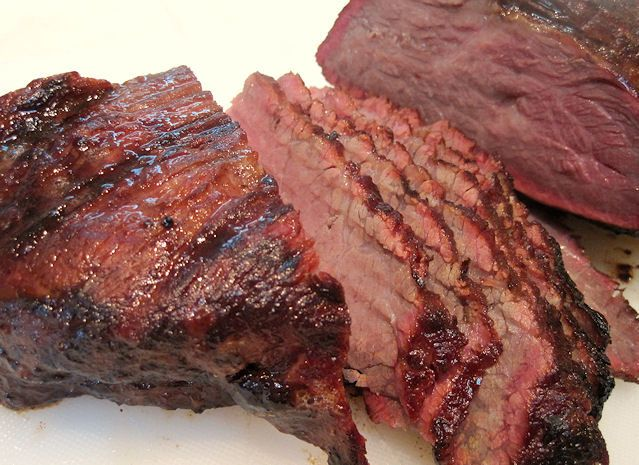 Ty's 3 Day Smoked Tri-Tip