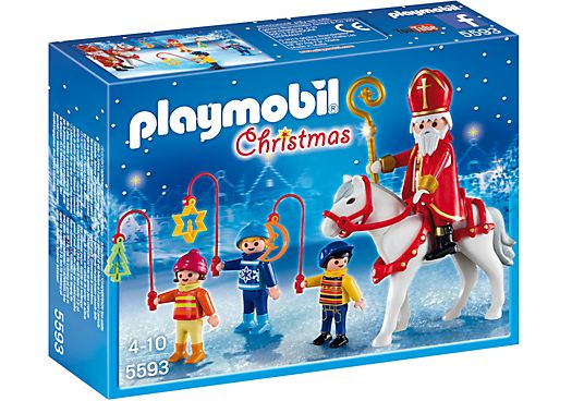 St. Nikolaus mit Laternenzug - PLAYMOBIL® Deutschland