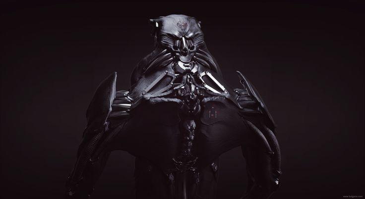 Black Phoenix Project-Ultraborg by Vitaly Bulgarov