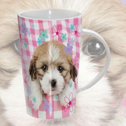 Kubek latte Peep-Po!