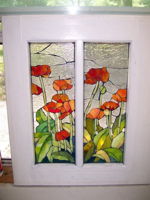 Makes me think of my friend. She loved Poppies.