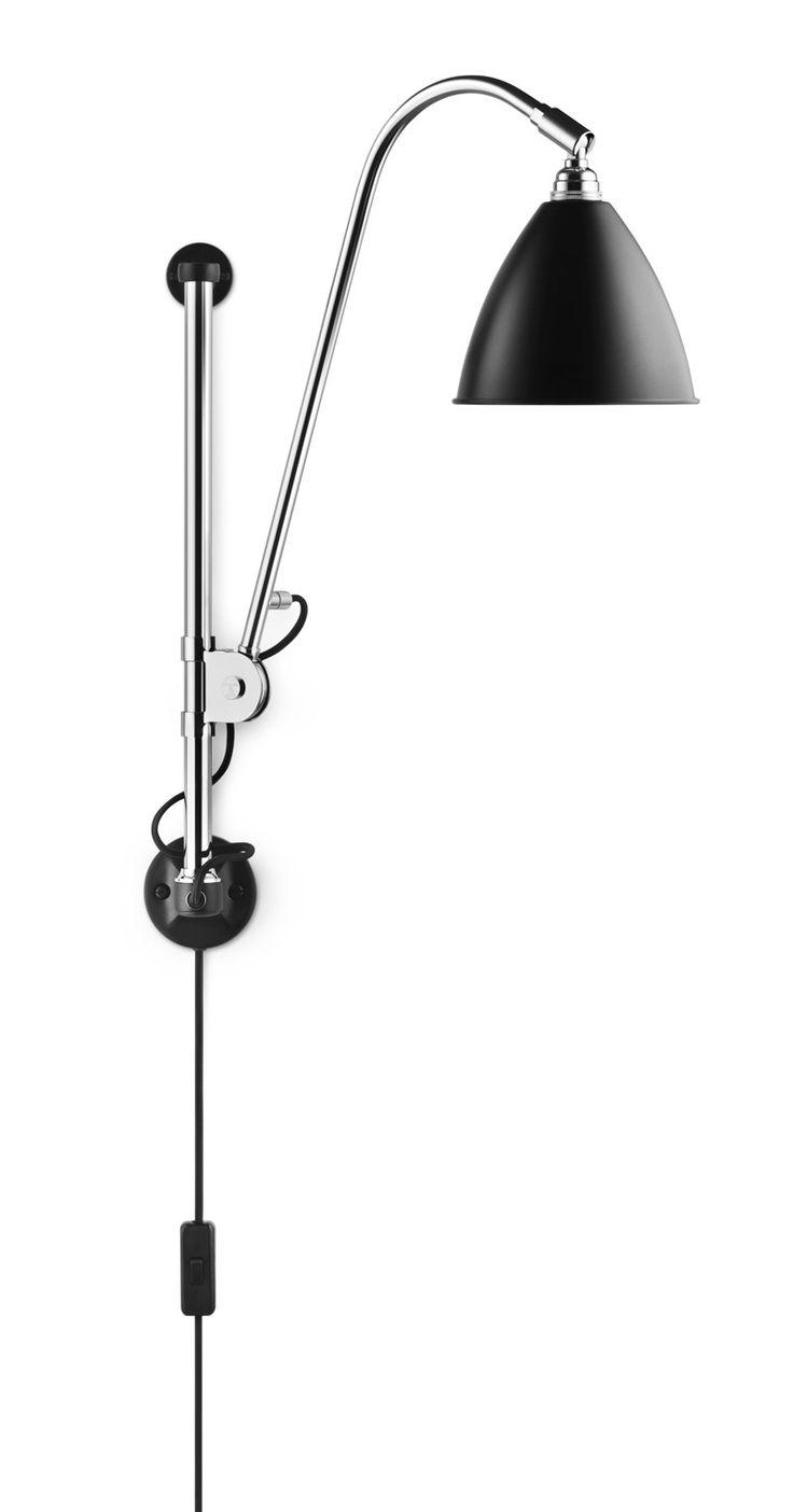 BestLite+-+BL5+Væglampe+-+Ø16+Krom+-+Elegant+væglampe+i+sort+med+kromstel+fra+GUBI.+Den+eksklusive+BestLite+BL5+væglampe+er+designet+af+Robert+Dudley+Best,+der+havde+stor+fokus+på+funktionalitet+og+kvalitet.+BestLite+BL5+har+et+tidløst+design,+der+med+sikkerhed+vil+passe+ind+i+de+fleste+hjem.+Få+et+mere+eksklusivt+udtryk+denne+flotte+og+klassiske+væglampe,+uanset+hvor+du+placere+den+i+hjemmet.