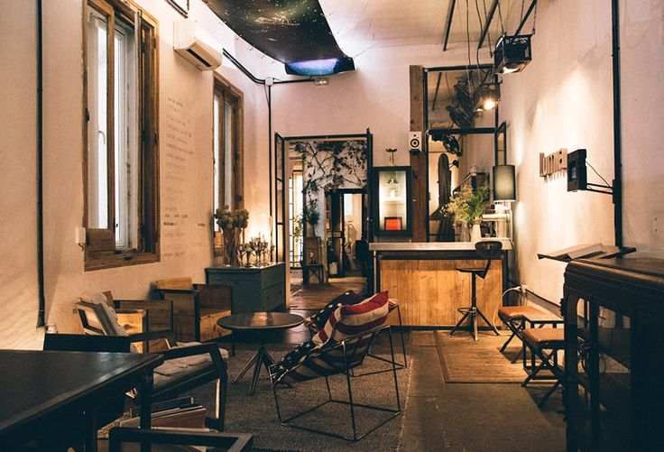 Multi-faceted creative space puts passion and spirit centre-stage…http://www.we-heart.com/2014/10/15/kikekeller-madrid/ #MustSeeMadrid