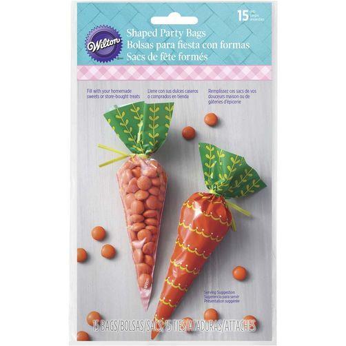 Carrot Mini Treat Bags