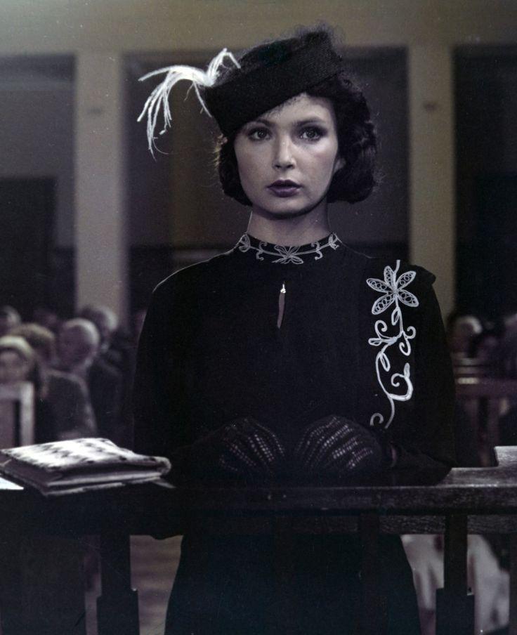 """""""Znachor"""" (1981) reż. Jerzy Hoffman / Anna Dymna – Maria Jolanta Wilczur"""