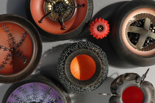 Seed pod selection    ©Sarah Parker-Eaton & Louise Hibbert