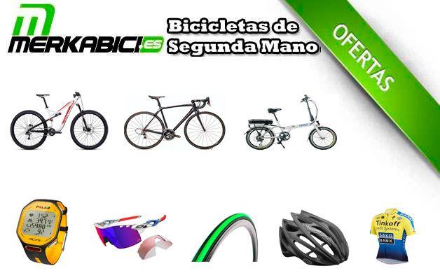 Merkabici Bicicletas de segunda mano en Madrid