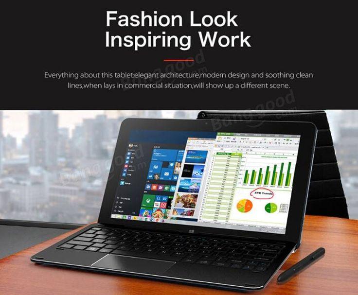 Cube i7 Book 64GB Intel Core m3 6Y30 10.6 Inch Windows 10 Tablet PC Sale - Banggood.com
