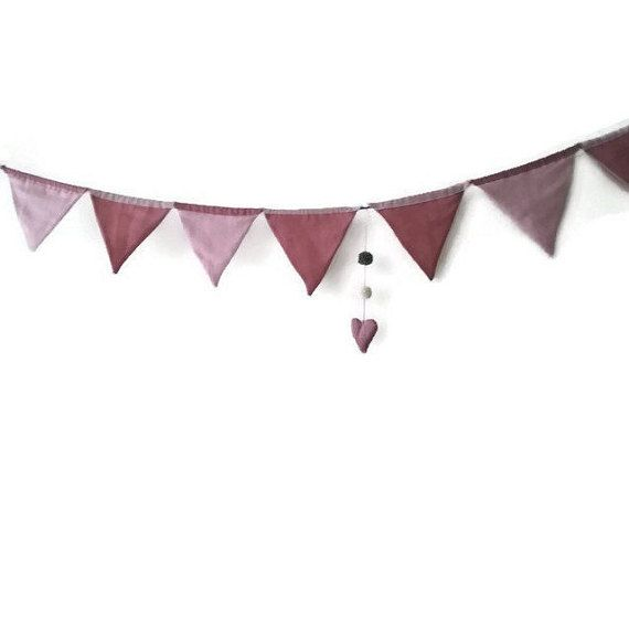Check out this item in my Etsy shop https://www.etsy.com/listing/477471957/pink-bunting-flag-garland-for-teepee