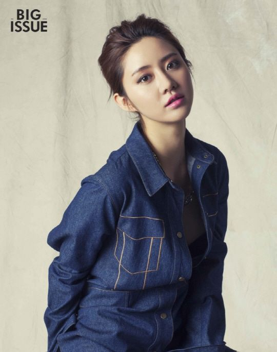 Han Groo - The Big Issue Magazine April Issue '14