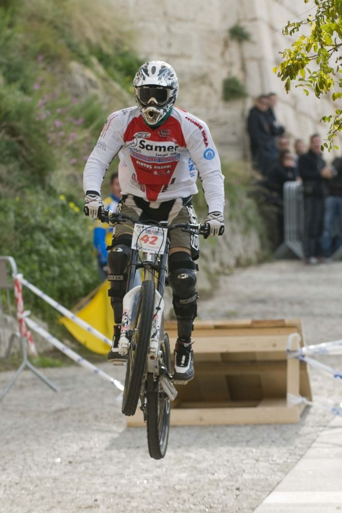 King of the Castle - Downhill a Cagliari