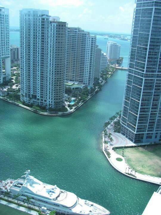 Miami, Klique's headquarters - Brickell Downtown if you are looking for a property there, contact Barnes Intenational