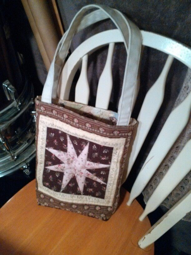 Otherside of tote