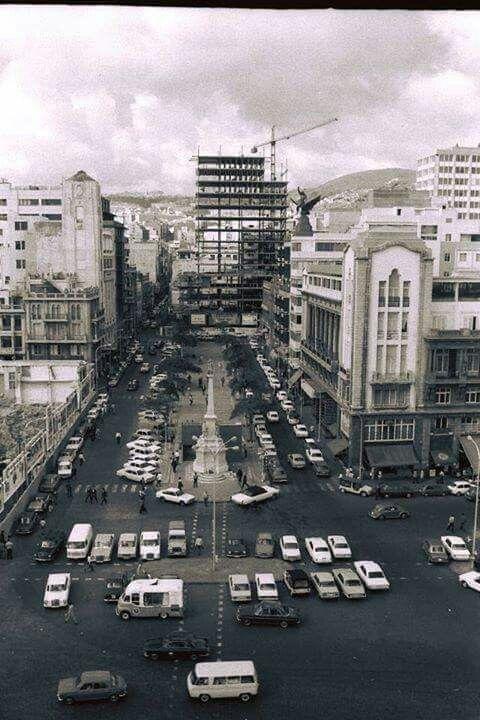 Plaza La Candelaria en Santa Cruz de Tfe. Sin datos del año....