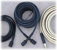 The power washer experts at Pressure Washers Direct have compiled a comprehensive pressure washer hose buyer's guide. The guide includes information on types of power washer hoses, as well as advice and tips for buying a pressure washer hose.