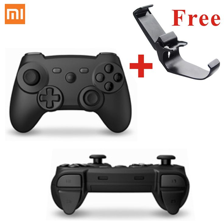 Original Xiaomi Game Pad Controller Mi Wireless Bluetooth Game Handle Controller Remote Joystick GamePad For Android Smart TV PC