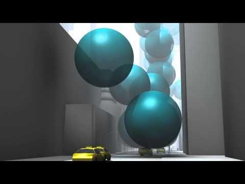 #energiacreativa! La importancia de la visibilización. Imaginas si las emisiones de #CO2 fuesen en forma sólidas bolas de colores?! Mirad mirad!