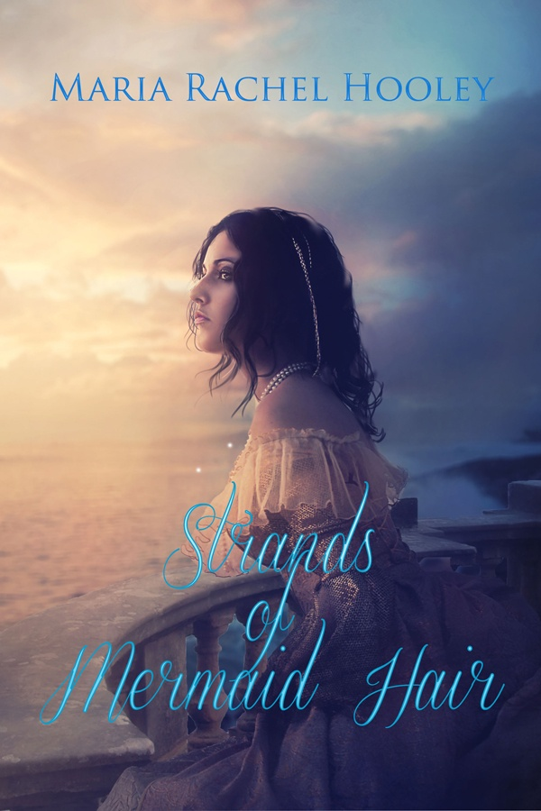 The cover for the coming novel edition of Strands of Mermaid hair.  The art in this cover is one of my all-time favorites by Phatpuppy Art.