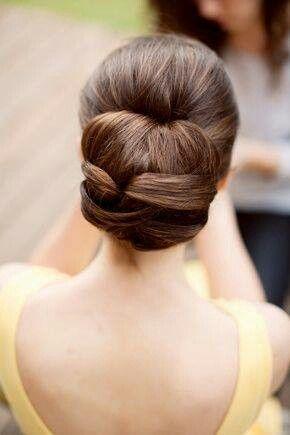 Elegant bun