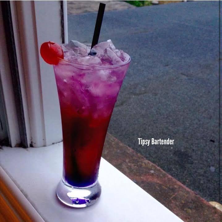 The Freak of the Week! For the recipe, visit us here: http://www.tipsybartender.com/blog/freak-of-the-week