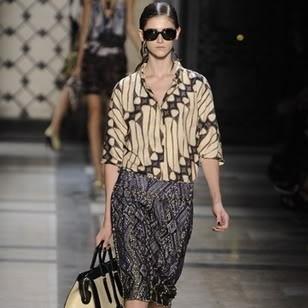 Batik Art: Batik Dress - What Is Batik Art