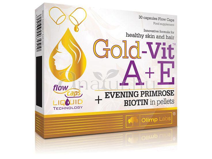 Ligetszépe olaj kapszula, biotin, A és E-vitamin pelletekkel. Szabadalommal védett termék.