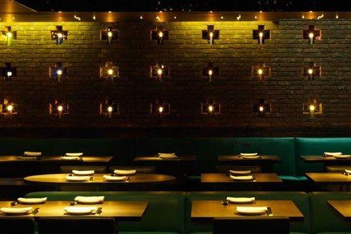 Yauatcha 15 - 17 Broadwick Street, Soho. 9 dish tasting menu & cocktail, £29 pp. Dinner Sun - Thur until 20th Sept 2016.
