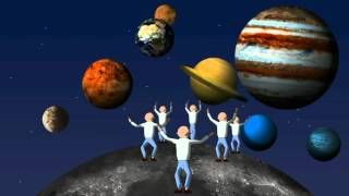 space songs for kids - YouTube