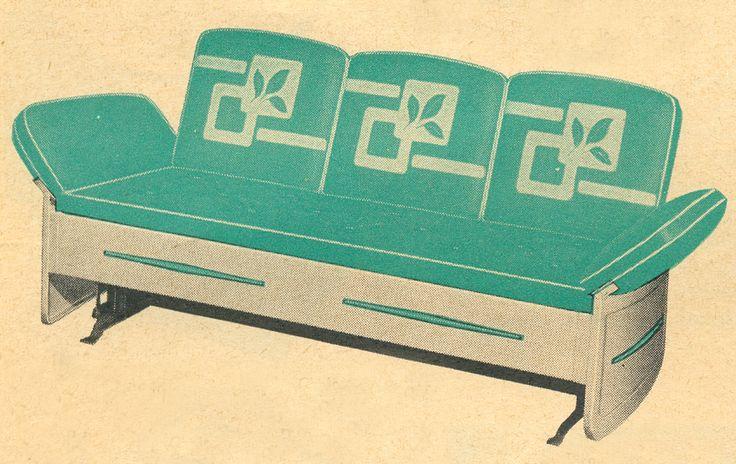 retro outdoor gliders | 2010 May — Vintage Metal Furniture | Vintage Patio Furniture ...