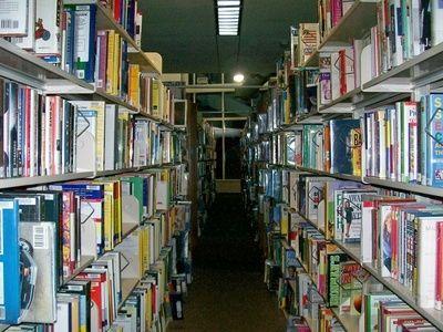 High School Library Activities