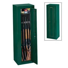 Stack-On 10-Gun Keyed Gun Safe Gcg-910-Ds