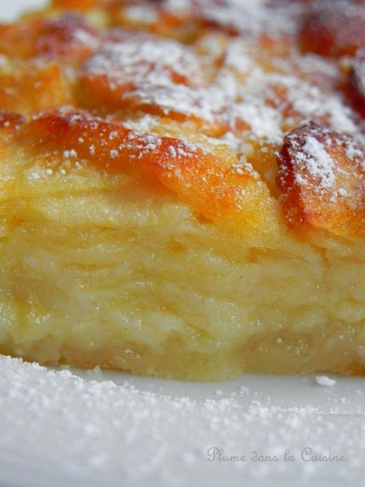 Gâteau aux pommes Bolzano - Bolzano apple cake | Blog cuisine avec mes recettes antillaises faciles, et des recettes indiennes et exotiques.