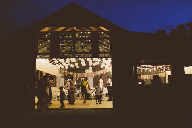Sarah & Bryant at Seclusions » A Rustic Blue Mountains Wedding » Willow & Co. http://willowand.co