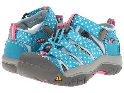 Keen Kids Newport H2 (Toddler/Little Kid) Capri Breeze/Dots - Zappos.com Free Shipping BOTH Ways