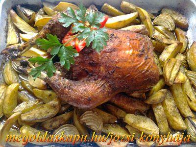 4.) Csirke egészben sütve http://megoldaskapu.hu/csirke-receptek/csirke-egeszben-sutve