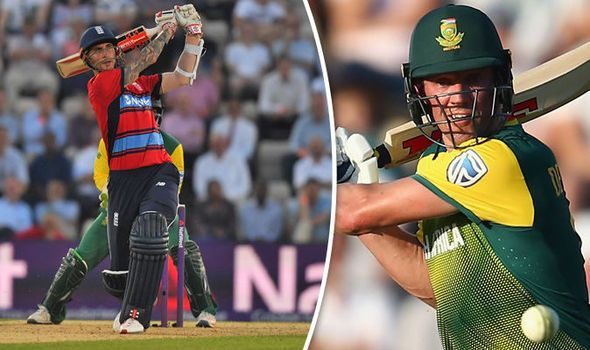 England v South Africa T20 LIVE scorecard: Follow all the latest action from Taunton