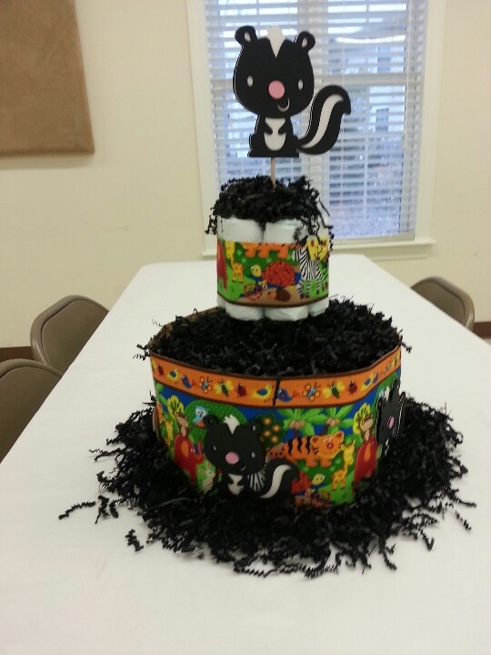 1000 Images About Skunk Cake On Pinterest
