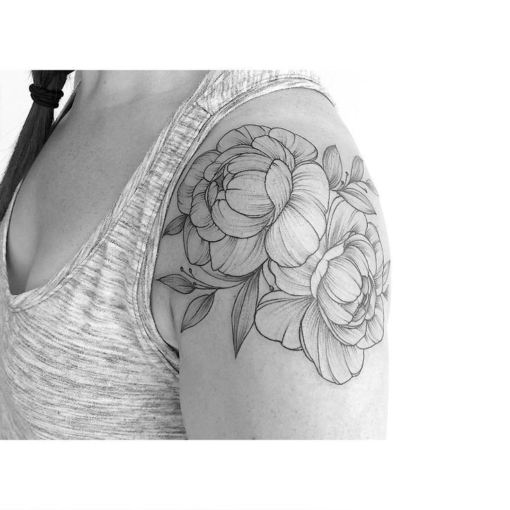 Tatouages de Pivoines | POPSUGAR Celebrity France
