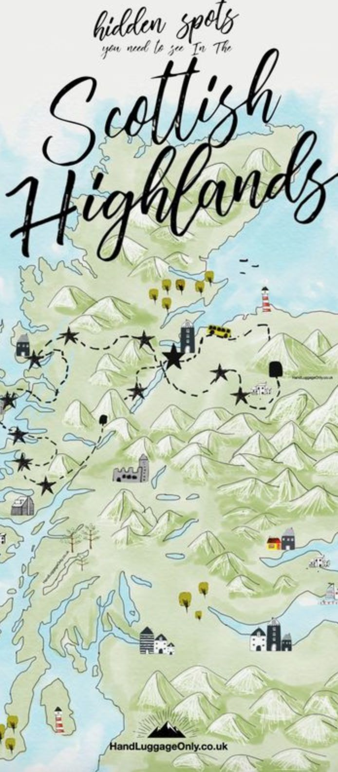 Your Essential Scottish Highlands Trip Itinerary