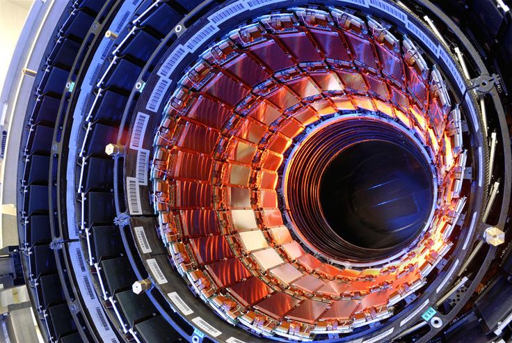 Higgs Boson Images of the incredible Large Hadron... - Audi City
